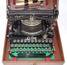 1x ' ERIKA 105/' Negro De Calidad Superior 10 Metros Cinta Máquina de escribir
