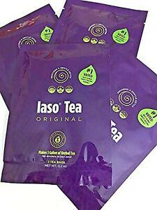 IASO TEA 1-4 Week SUPPLY - Detox WEIGHT LOSS DIET Total Life Changes (TLC)