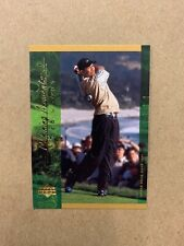 New listing 2001 Upper Deck Golf Card #124 Tiger Woods Defining Moments - Free shipping
