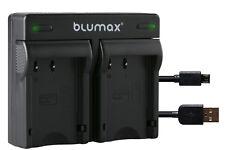 Akku Dual Ladegerät für Pentax D-Li109 DLi109 - K-500 K-R K-S1 K-S2 |90108-90340