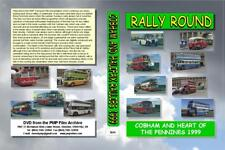 3644. Cobham and Heart of the Pennines. UK. Bus Rallies. 1999 Two of  important