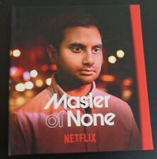 MASTER OF NONE Season One Emmy 2 DVD Set NETFLIX Aziz Ansari FREE SHIPPING