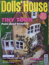 THE DOLLS HOUSE MAGAZINE - ISSUE: 054