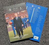 Chelsea v Morecambe FA CUP 3RD ROUND TOMMY DOHERTY TRIBUTE! 10/1/21 LAST FEW!!!