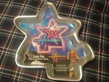 Hannah Montana Wilton Cake Pan Cakepan Miley Cyrus Tin Mold With Insert