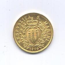 1 SCUDO ORO S.MARINO 1974 - GOLD - INVESTIMENTO..!!!