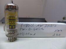 1x e180cc Heerlen MINIWATT D-magnetiche pinched waist Holy Grail Tube Valvola #2