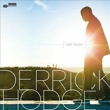 Derrick Hodge - Live Today (NEW CD 2013)
