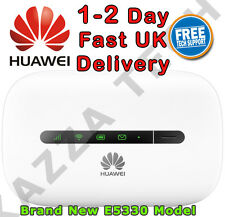 Huawei E5330 Mi-fi High Speed Unlocked Wireless Modem- Black