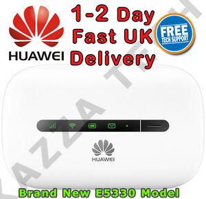 HUAWEI E5330 EE LOCKED Fast HSPA+ Mobile MIFI WIFI 3G Wireless Broadband Modem