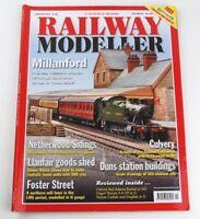 Railway Modeller Magazine 2014-2016 Scale Train Modelling Hobby Scenery