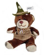 Jodel Bär Teddy Bärin Trachten-bär mit Melodie Oktoberfest Bayern  Plüschfigur