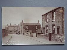 R&L Postcard: Ecclesfield Sheffield, Bank House High Street, Edwardian