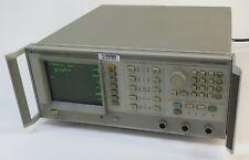 HP 8756A 60GHz Scalar Network Analyzer