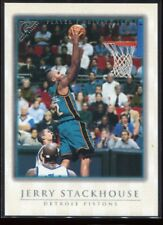 1999-00 Topps Gallery Player's Private Issue 5 Jerry Stackhouse 110/250