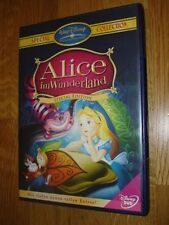 DVD Disney ALICE im Wunderland Special Collection Z4 mit Hologramm wie neu