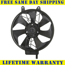 Radiator And Condenser Fan For Dodge Caravan Plymouth Voyager CH3115109