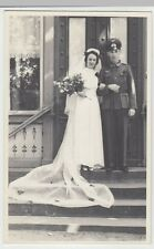 (F1039+) Orig. Foto Wehrmacht-Soldat, Hochzeit, 1940er