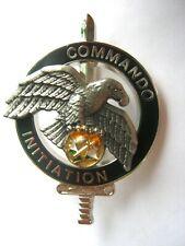 RARE BREVET DES COMMANDOS  COMMANDO INITIATION EN COTE D'IVOIRE