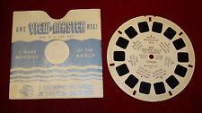 "Vintage View-Master Reel "" Niagara Falls to Toronto "" - 375"