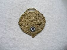 Vintage 1950 Syracuse Ny American Legion Watch Fob