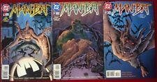 Man-Bat (1996) #1-3 - Comic Books - Batman, Chuck Dixon, Flint Henry & DC Comics
