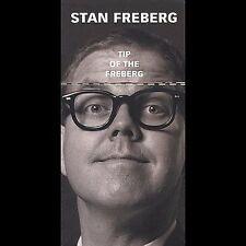 STAN FREBERG! TIP OF THE FREBERG! COMPLETE 4-CD/BOOK/BOX SET COMEDY COLLECTION.