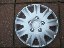 "15"" INCH WHEEL TRIMS NEW CITROEN XSARA PICASSO SX 2001-2010 set of 4"