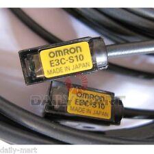 Omron Photoelectric Switch E3C-S10 E3CS10 Original New in Box NIB Free Ship