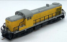 Atlas / Kato N Scale Repainted, Unlettered RS-3 Locomotive. Used - No Box.