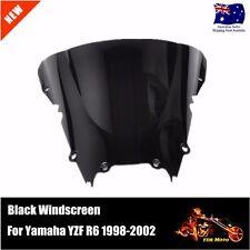 Motorcycle Windshield Windscreen FIT Yamaha YZF R6 1998 - 2002 1999 2000 2001
