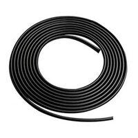 16FT/5M Black Moulding Trim Rubber Strip Car Door Scratch Protector Edge Gu U6W6