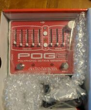 Electro-Harmonix POG2 Octave Guitar Effect Pedal NEW