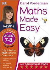Matematica facile età 7-8 Key STAGE 2 Principiante