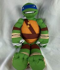 "Nickelodeon Teenage Mutant Ninja Turtles 17"" Leonardo Stuffed Plush Toy Doll"
