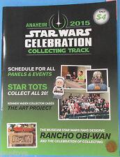 Celebration VII PROGRAM Souvenir magazine Star Wars COLLECTING TRACK '05 Anaheim