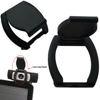 Camera Lens Cap Hood Cover Kit for Logitech HD 1080P Pro Webcam C920 C922 C930e
