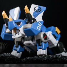 52TOYS BEASTBOX BB-05 Delta Set Mini Triceratops Robot Action Figure Toys New