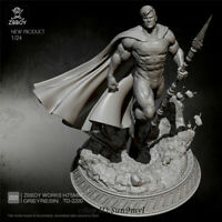 Superman Resin Kits Model Figure GK Unpainted Unassembled 75mm YUFAN MODEL