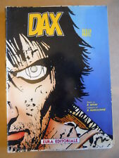 DAX vol.3 ( Wood ) Raccolta completa inserti Lanciostory Skorpio Anni 80 [G253A]