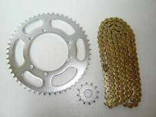 Kit chain Peugeot XP6 for 50 cc de 2002 a 2011 95P00502-ORO new condition kit c