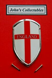 COLLECTABLE ENGLAND WALKING / HIKING STICK BADGE  / MOUNT  LOT M NEW IN PACKET