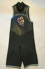"Pre-Owned Aquaman Triathlon Wet Suit Men's Small? 36"" Long Express System"