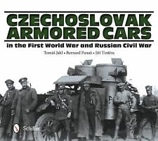 Book - Czechoslovak Armored Cars in the First World War and Russian Civil War