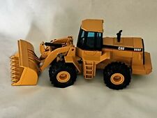 NZG 237 CAT erpillar 966F made Germany Radlader Chargeuse à roue 1:50 scale