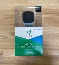 Arlo Go by Netgear Outdoor Security Camera - U.S. Cellular 4G LTE White