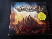 Timo Tolkki Avalon - Land of New Hope CD+DVD STRATOVARIUS HELLOWEEN SYMPHONY X