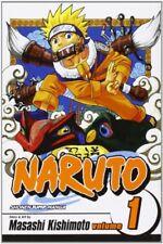 Naruto Volume 1,Masashi Kishimoto