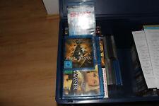 Riesen Konvolut/Sammlung 54 DVD + 9 Blue-ray Action/Thriller/Abenteuer OVP