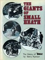Barry Ryerson ~ The GIANTS of SMALL HEATH History BSA ~ 1980 Foulis Motorcycle